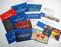 The University of Kansas 2012/14 Recruitment Campaign