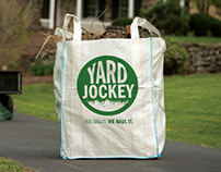 Logo, Website, & Flyer | Yard Jockey