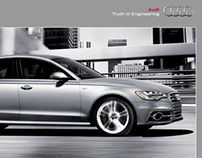 Audi Branded Automotive dealership Email Newsletter