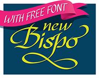 New Bispo – Free Font