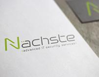 Nachste - Brand Identity