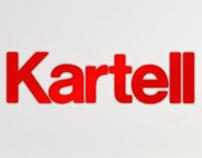 Kartell: Diseño de Stand
