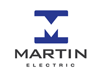Corporate Identity for Martin Electric