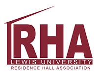 Lewis University Residence Hall Association Logo