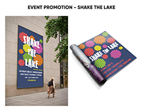 Event Promotion - Shake the Lake