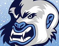 Yetis Hockey Jersey & Logo