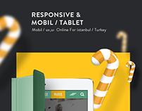 Agency web design responsive / ux_uı