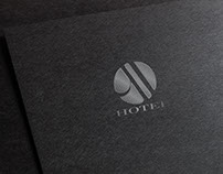 Silver Logo For Hotel