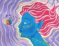 Retribalização Psicodélica (capa+poster+gif)