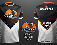 Project Utopia Jersey 2019