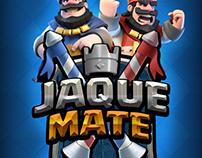 JaqueMate - eSports Clash Royale Logo