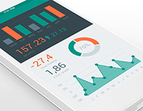 Charts Screen Motion Design