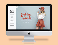 Image Based Blog/ Portfolio Mockup