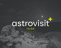 Astrovisit Teide — Brand Identity