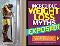 Spotlight | Runner's World | Weight Loss Myths Exposed!