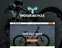 Moose Bicycle online store