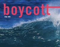 boycott magazine