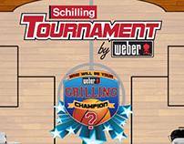 Weber Tournament of Grills