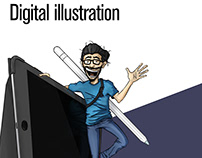 Illustration/Cartooning