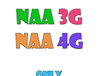 Na 3g Na 4g Only Shiv G