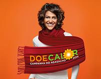 Doe Calor :: Prefeitura de Curitiba