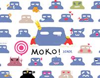 Emocons for Moko