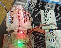 Remote control for VFD