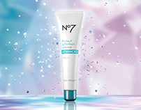 Boots No7 Protect & Perfect Serum - DOOH