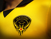 WATFORD F.C. Badge