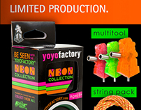 NEON Collection -  Branding & Packaging
