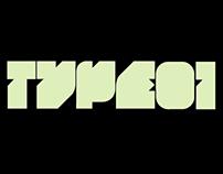 Type Design | 01