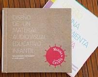 Diseño de libros para proyecto de tesis