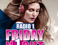 Style Night - FRIDAY NIGHT Radio1