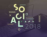 Social Media • 2018