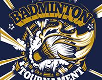 BADMINTON TOURNAMENT!