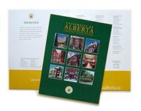 University of Alberta folder