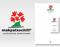Makpalxochitl visual identity