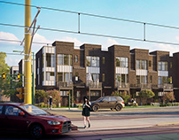 TRAX Townhouses