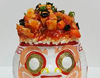 麻婆丼だるま/MAPO DON DARUMA