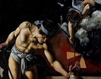 The Martyrdom of Saint Matthew after Caravaggio