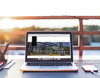 Diseño Web - Roca Cuadrada Hostel