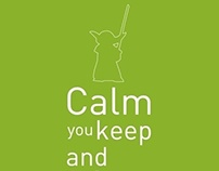 Keep calm... Starwars