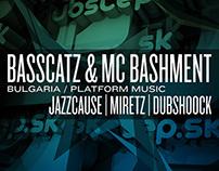 Basscatz @ Subclub
