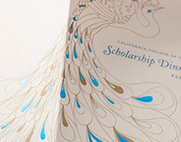 CCA Scholarship Dinner Invitation