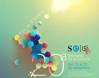Concurso: Diseño de cartel 20a Setmana de la Ciència.
