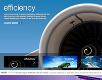 GE Aviation Naverus | Web Design & Strategy