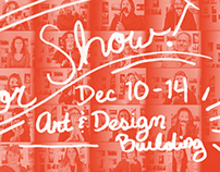 GMU Art & Design Show Fall 2012