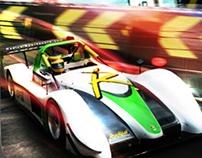 Radical Car UAE 2011