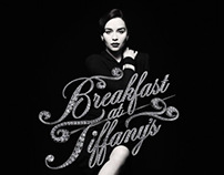 Breakfast at Tiffany's with Emilia Clark by Jason Bell