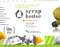 Scraphouse Website | 2005